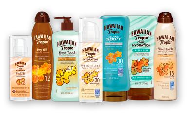 Creme solari Hawaiian tropic